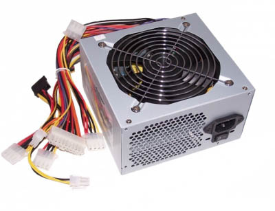Alimentation ATX (PC) - utilisable pour le p'tit train ? Alim-atx