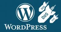 Attaque DoS sur WordPress - CVE-2018-6389