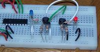 Oscillateur à portes logiques